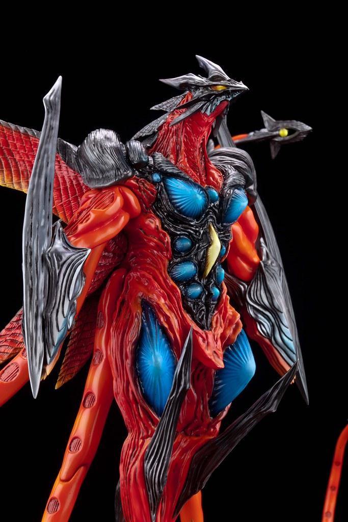 超激造《卡美拉3》邪神伊利斯 明年 08 月發售 矗立火海的邪神登場!