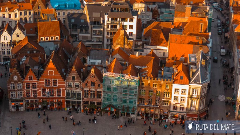 Guia para viajar a Belgica