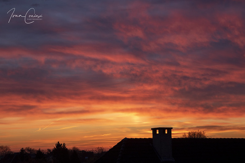 Sunrise – Mechelen – 2020 11 25 – 01 – Copyright © 2020 Ivan Coninx