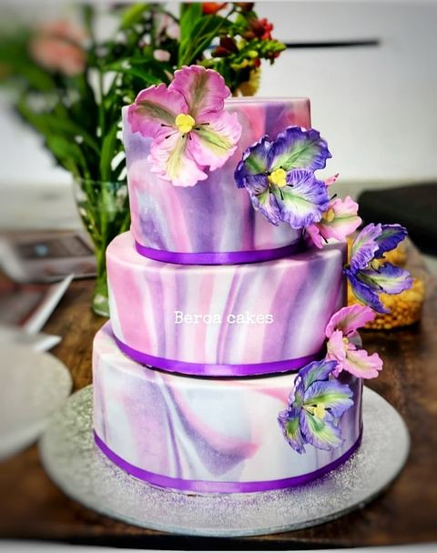 Cake by Kinda Sayegh