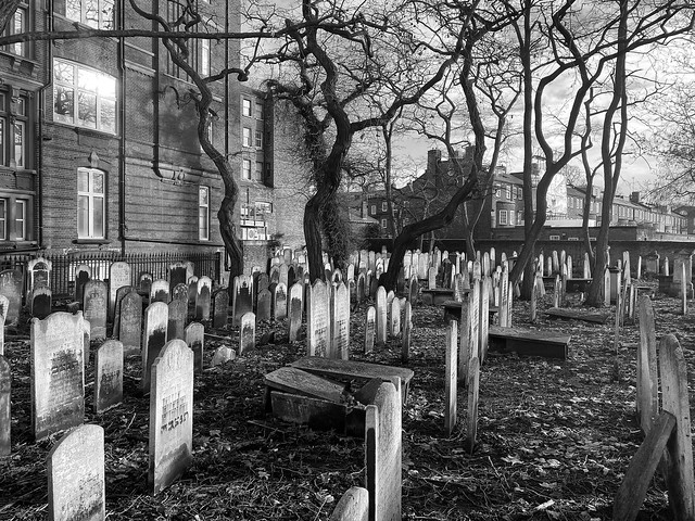 Western Synagogue Cemetery (Kensington & Chelsea)