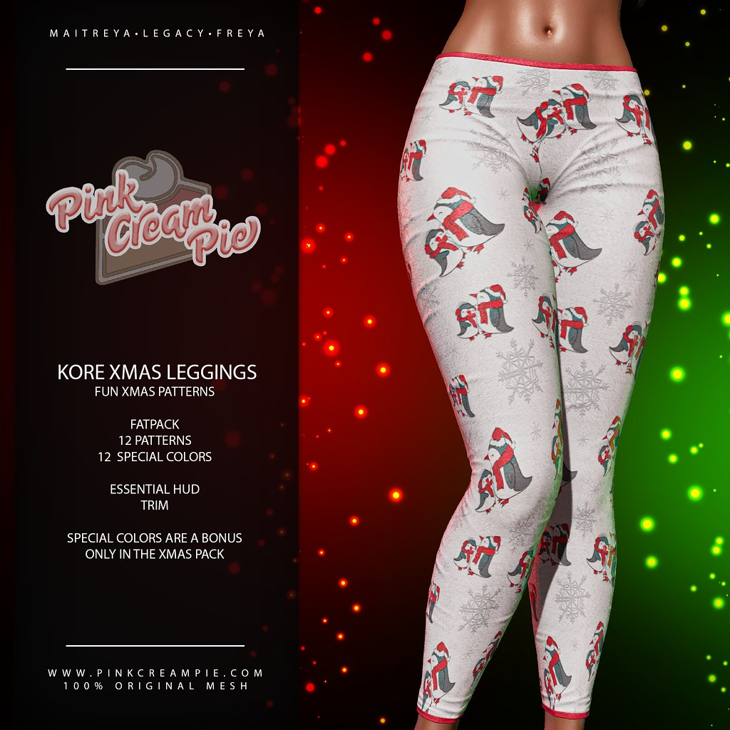 Kore Xmas Leggings @ Fly Buy Friday 12/18