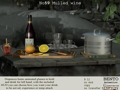 No59 Mulled wine