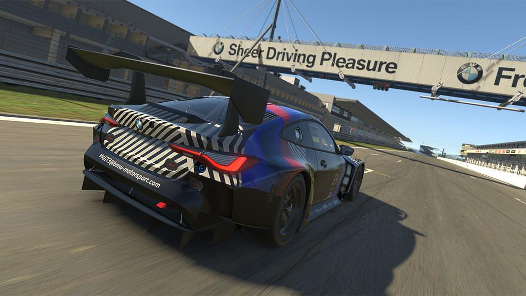 iRacing BMW M4 GT3 6