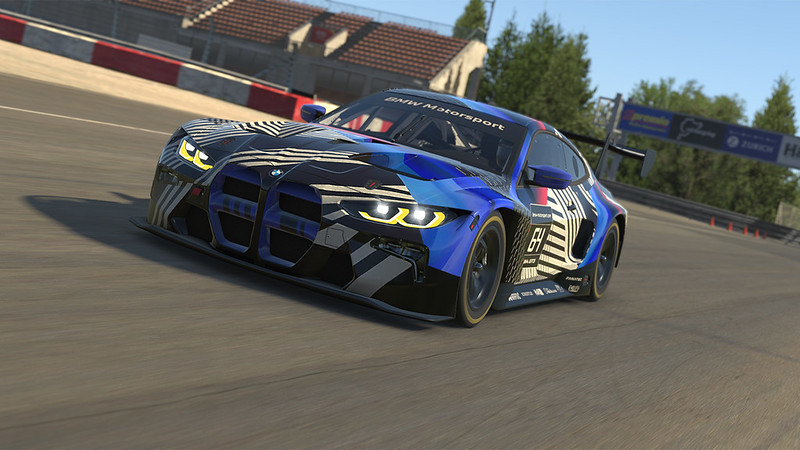 BMW M4 GT3 Released