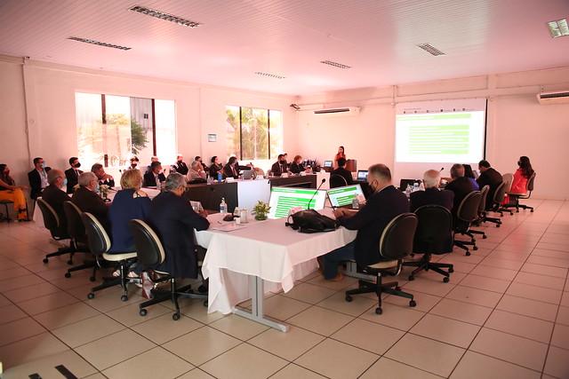 17-12-2020 - Reunião Administrativa para Diretoria e Corpo de Conselheiros do CFMV - Nova Gestão 2020-2023