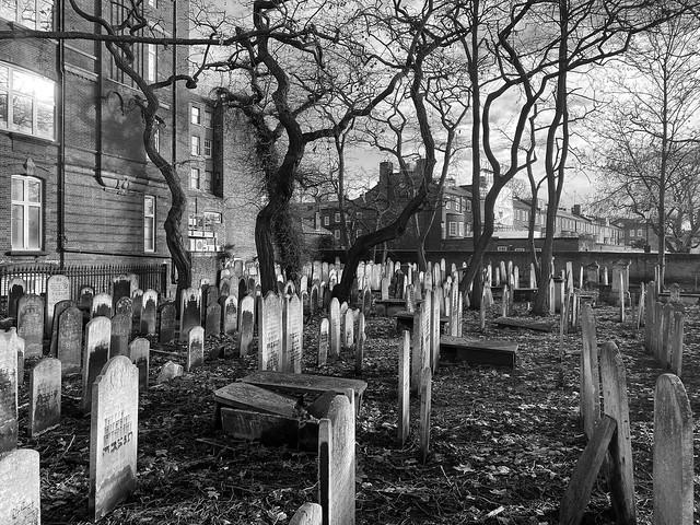 Western Synagogue Cemetery (Kensington & Chelsea)