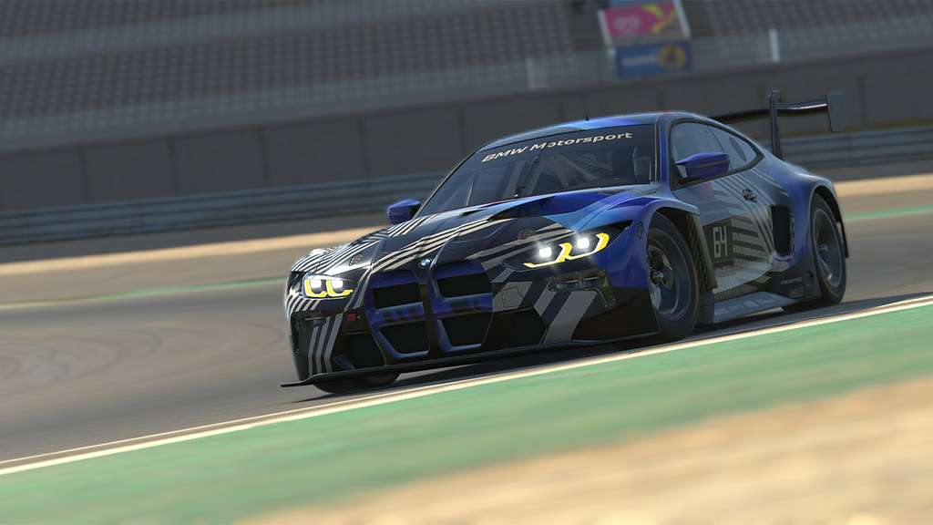 iRacing BMW M4 GT3 7