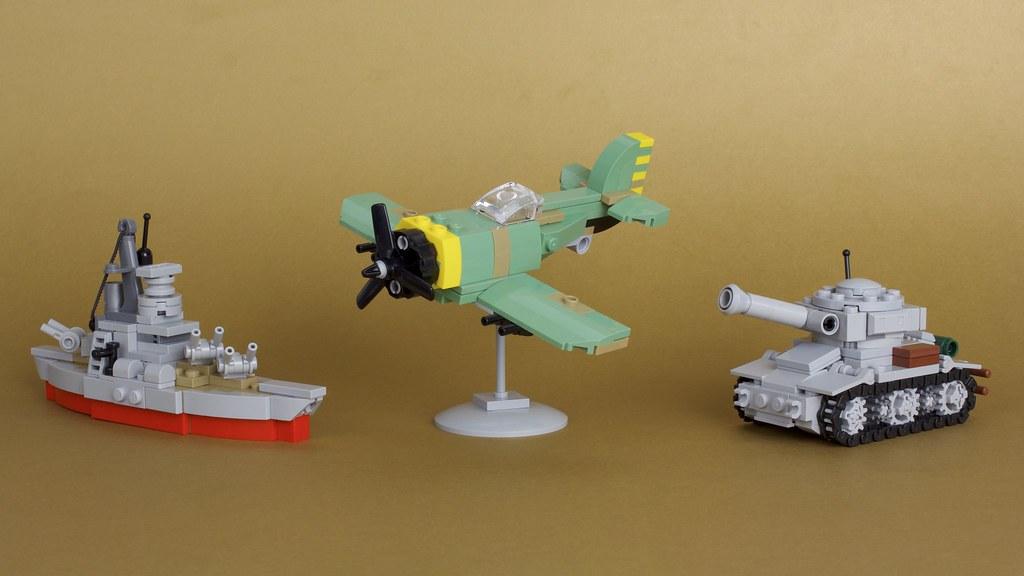 Military Micros Series
