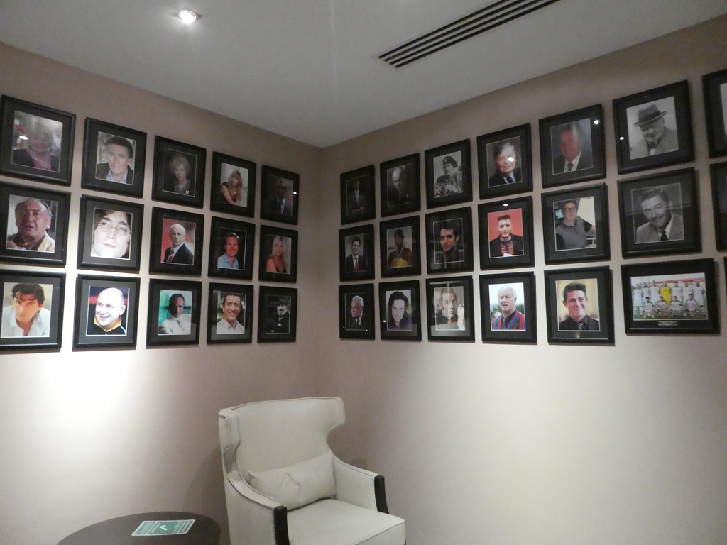Hall of Fame, The Rock Hotel, Gibraltar