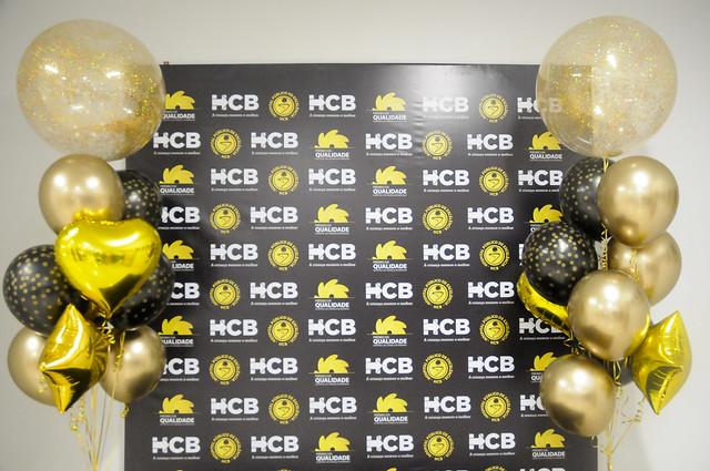 HCB recebe prêmio de qualidade