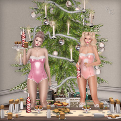 Kawaii Couture Winter Spirit and Group Gifts