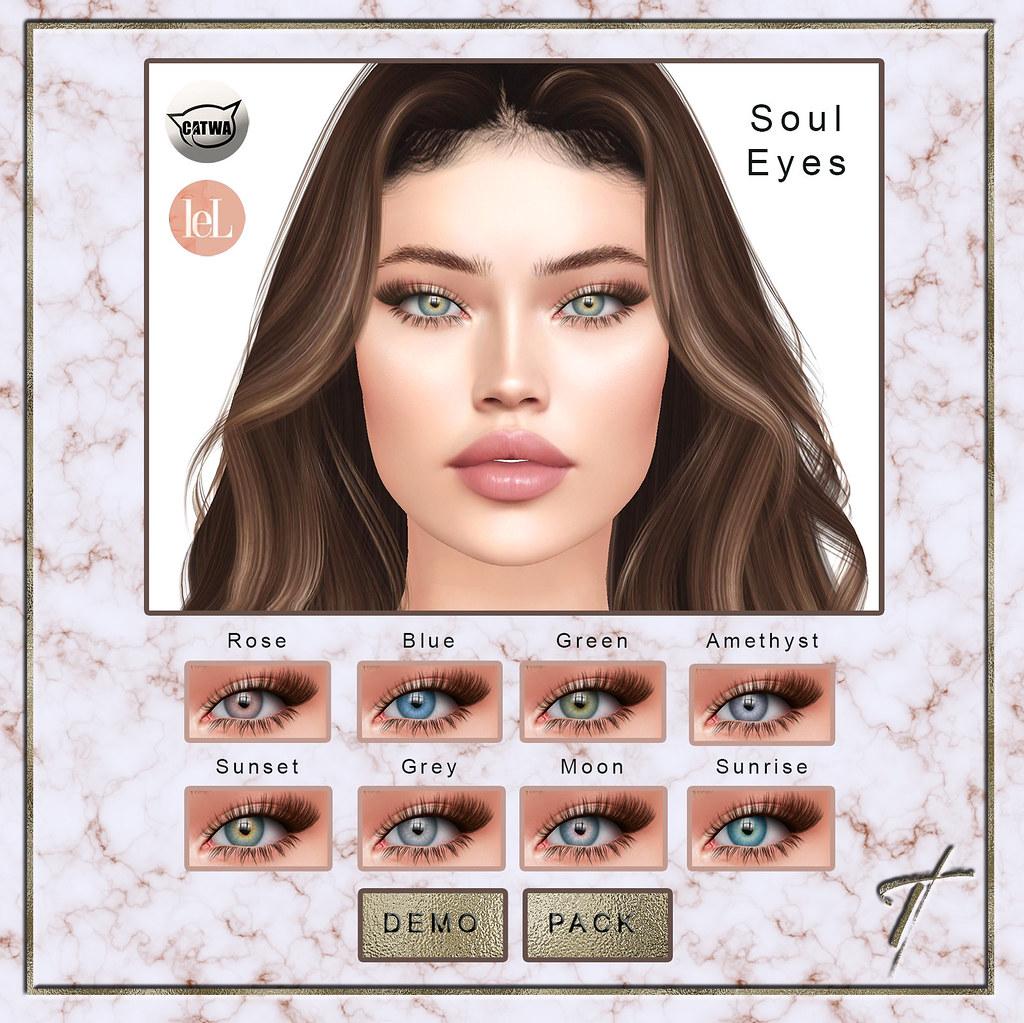 Soul Eyes fatpack