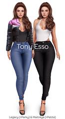 Tony Esso - Hayley Set