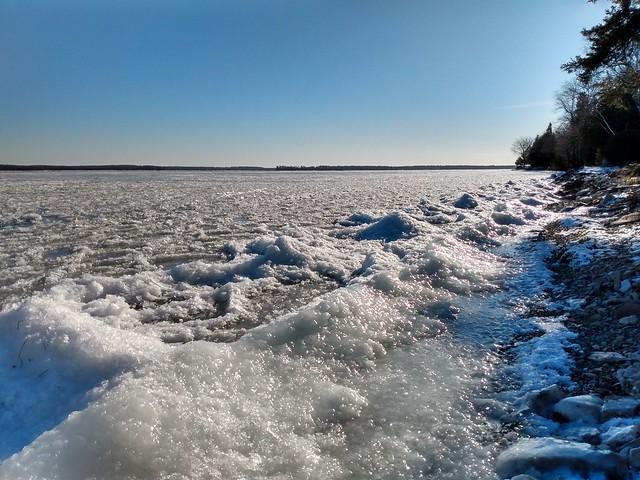 Cold Shoreline (Explored)