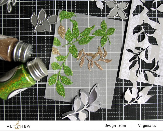 12192020-Just Leaves Die-DoubleSided Adhesive Sheets#3
