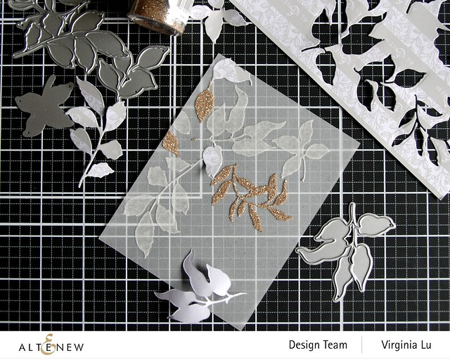 12192020-Just Leaves Die-DoubleSided Adhesive Sheets#1