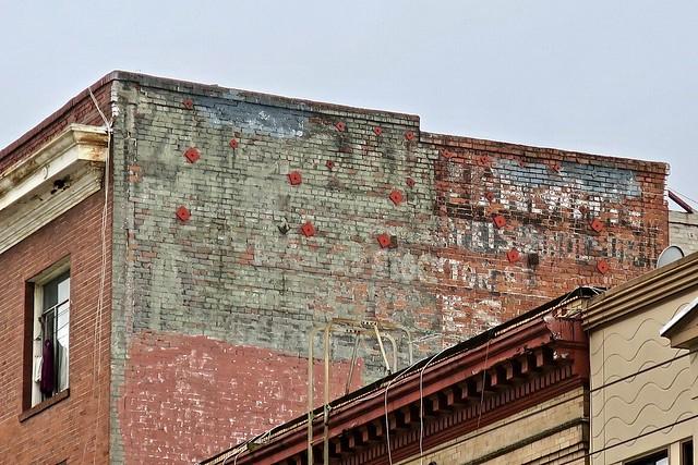 Ghost Sign, San Francisco, CA