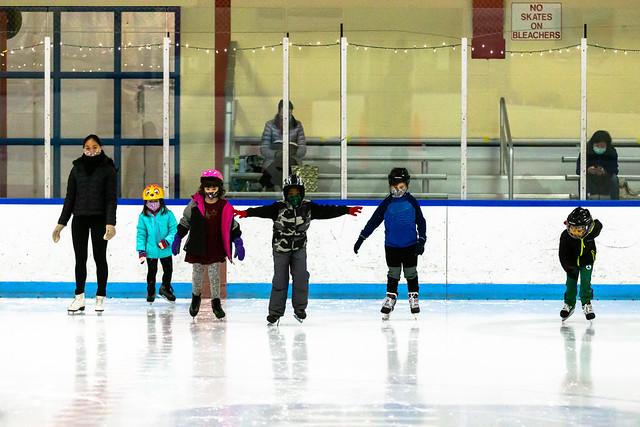 Wheaton Ice Arena 2020