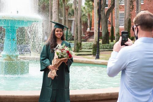 2020 December Undergraduate Commencement Ceremonies: College of Arts & Sciences – Natural Sciences
