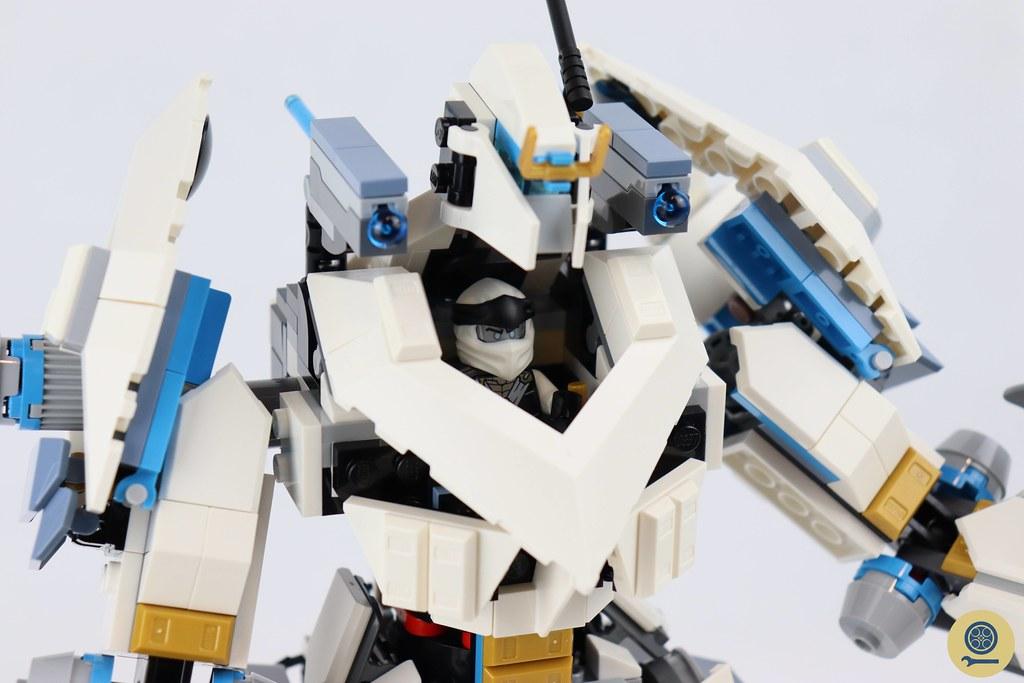 71738 Zane's Titan Mech Battle 5