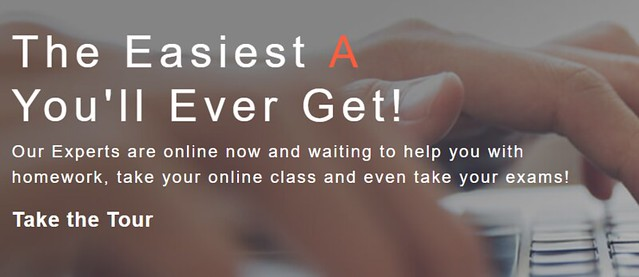 Onlineclasshelp main page