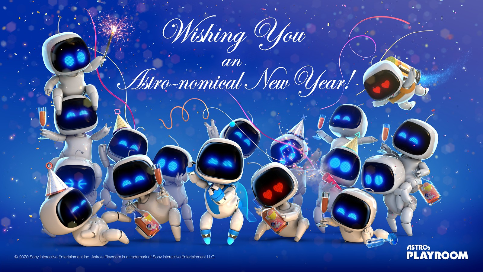 Asobi Team (Happy New Year)