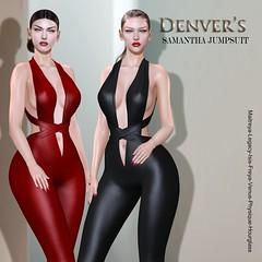 Denver's Samantha Jumpsuit