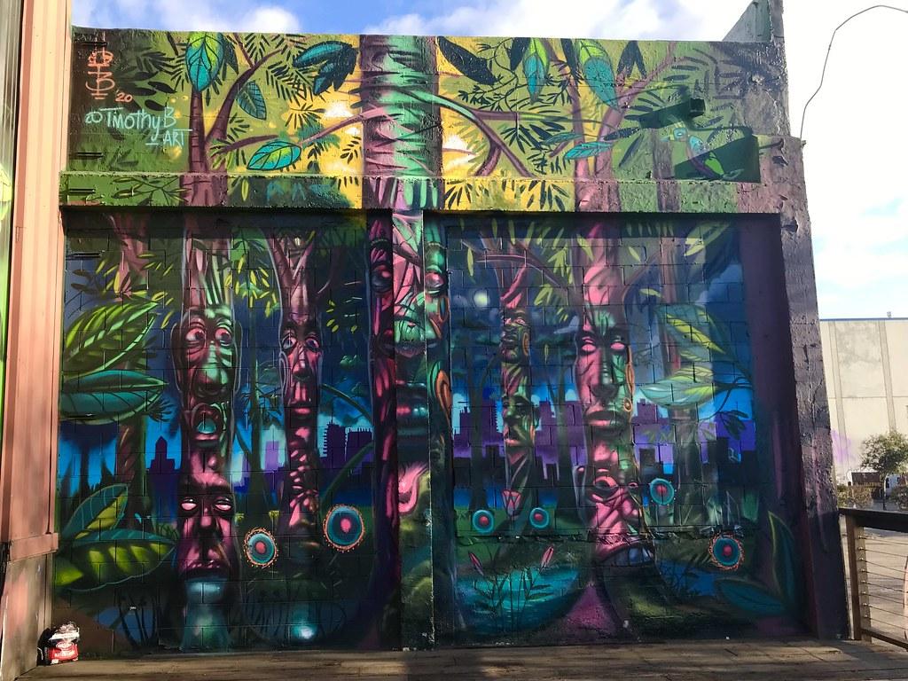 Mural - Oakland