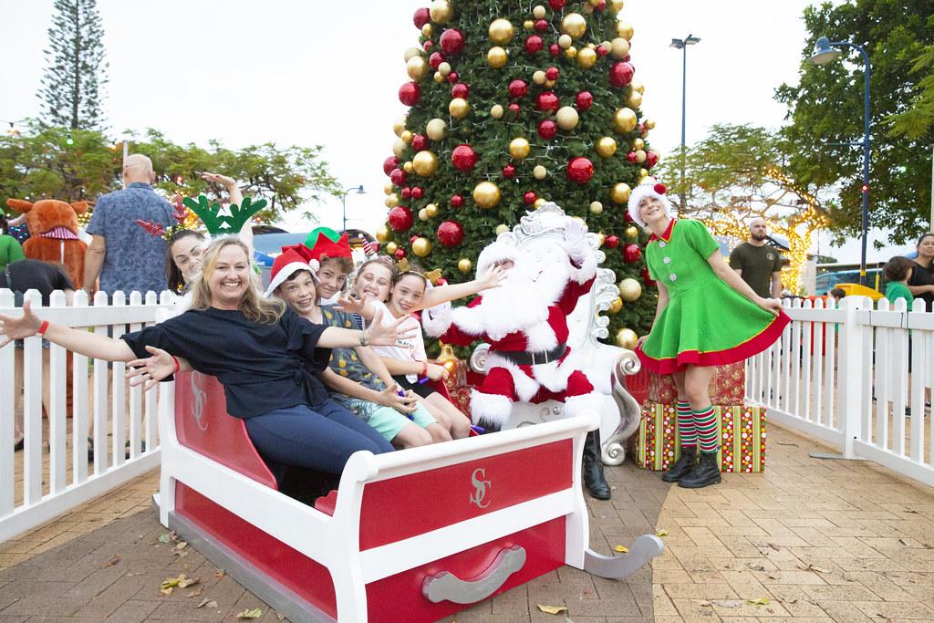 Santa Photos - Christmas on the Coast 2020