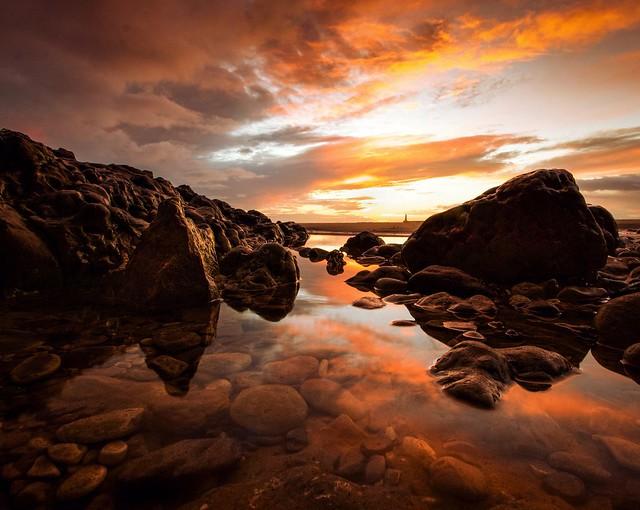 Sunderland Sunrise