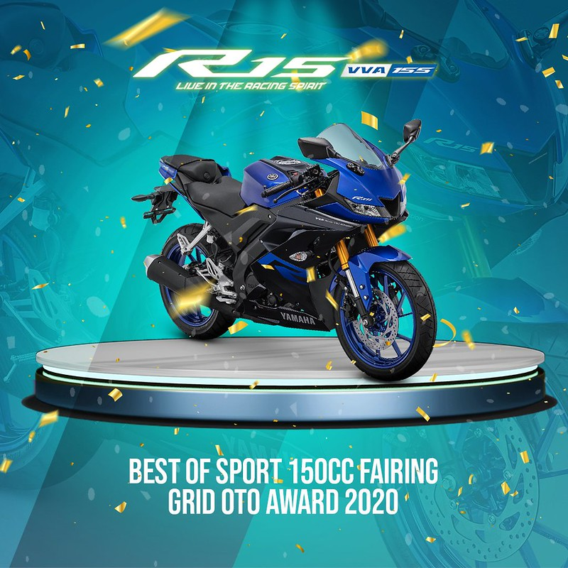 Sport 150 cc Fairing : Yamaha R15