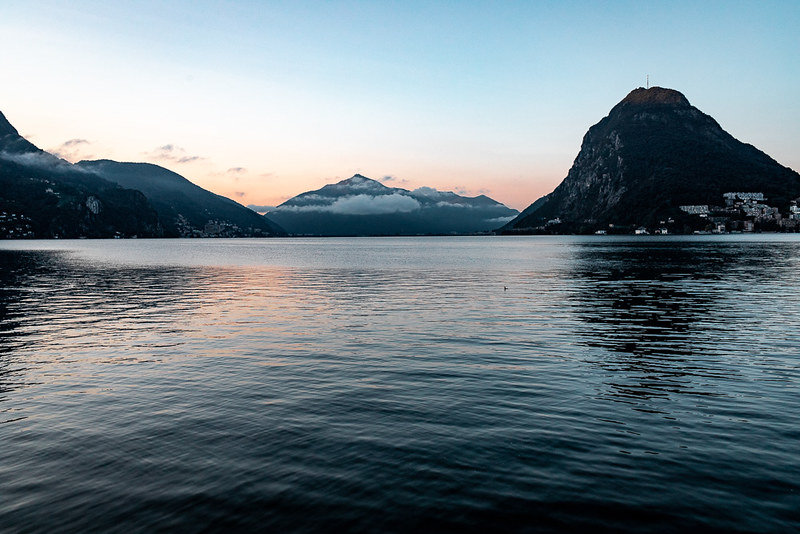 Lugano, Sveitsi, vuosi 2020