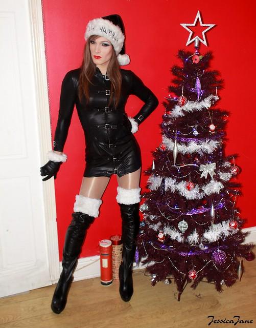 Booted Bad Santa
