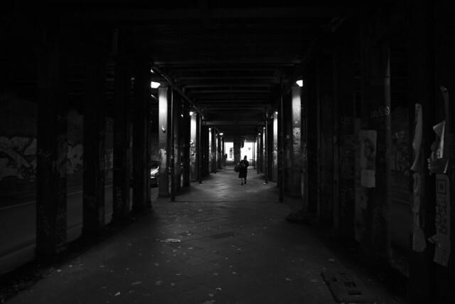 Tote Tauben Tunnel