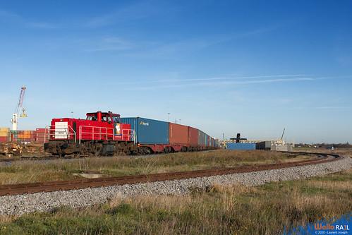 6512 db cargo belgium z65400 ligne 214 trilogiport hermalle sous argenteau 18 decembre 2020 laurent joseph www wallorail be