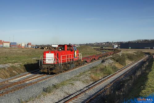 6512 db cargo belgium z65401 ligne 214 trilogiport hermalle sous argenteau 18 decembre 2020 laurent joseph www wallorail be