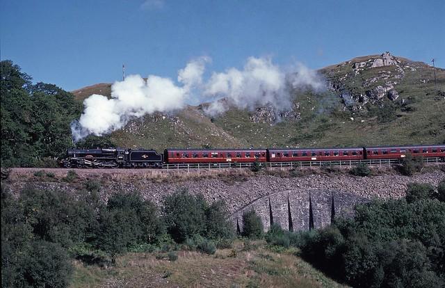 44767 near Lochailort