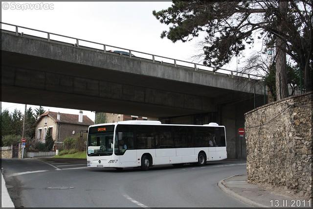 Mercedes-Benz Citaro – STIF (Syndicat des Transports d'Île-de-France) – Transilien SNCF