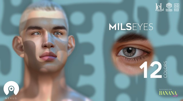 Mils Eyes