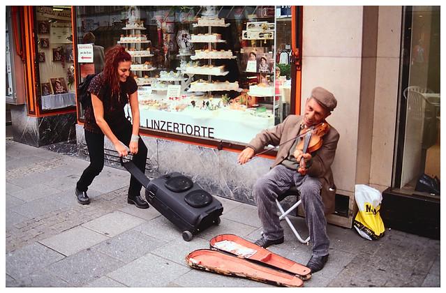 Duel. Linz, Austria, 1998