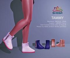 [Sheba] Annie Boots @Sense Event