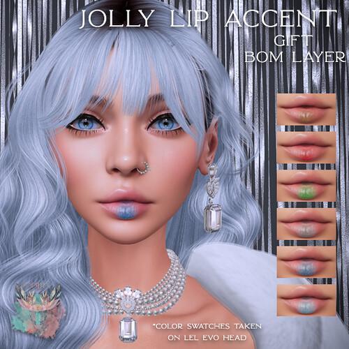 Voodoo - Jolly Lip Accent