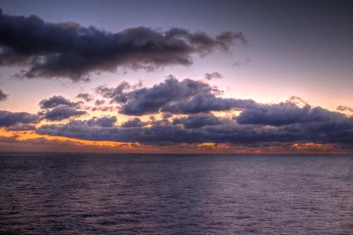 18-12-2020 (on 'KITAKAMI') early morning on ocean..  (1)