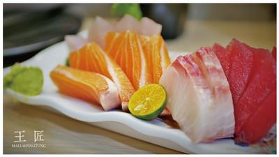 東港王匠黑鮪魚生魚片日本料理-22