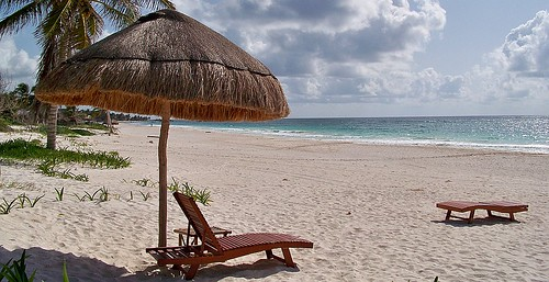Beach, Honduras. From Open Your Eyes! A Better Life for Half the Price: How to Thrive on Less Money in the Cheapest Places to Live