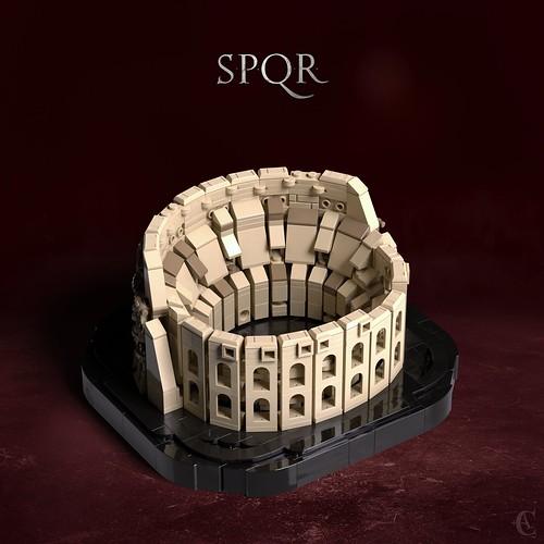 The Colosseum - Microscale