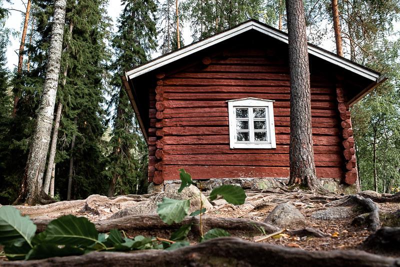Helvetinjärven kansallispuisto, vuosi 2020