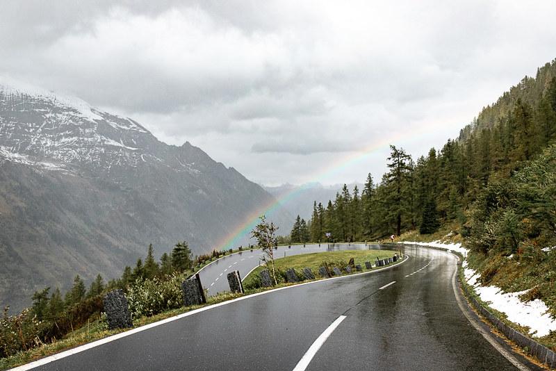 Grossglocknerin vuoristotie, Itävalta, koronavuosi
