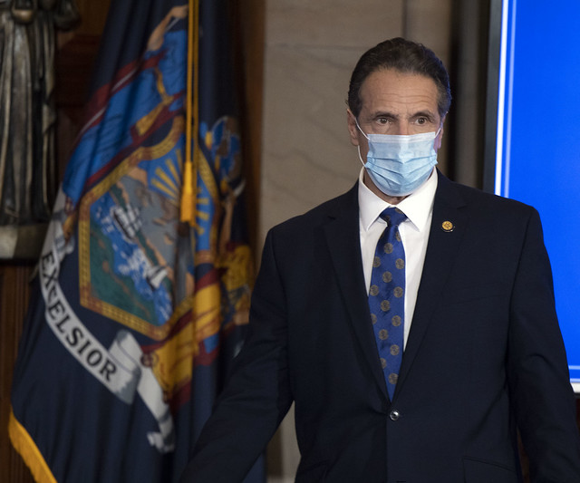 Governor Cuomo Holds Briefing on COVID-19 Response - 12/18